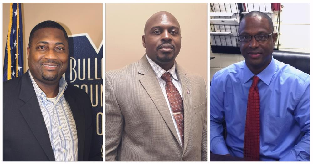 Langston Chapel Middle School Administrative Team